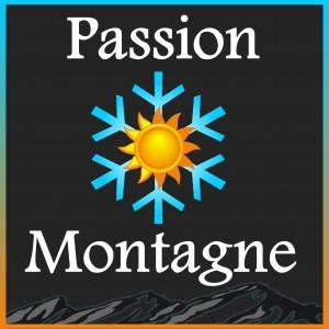 caisson lumineux Passion montagne